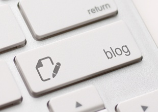 Blog keyboard